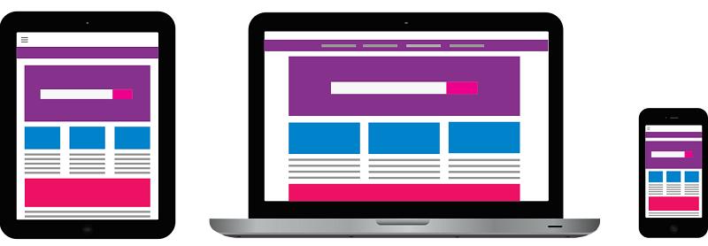 Izdelava spletnih strani - responsive dizajn