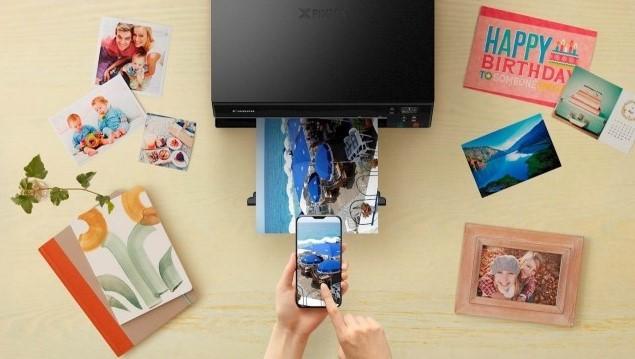 Uporaba originalnih in združljivih kartuš za naš tiskalnik Canon Pixma